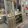 Oak Combination Door frame
