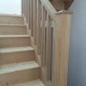 Oak Stop Chamfered (fluted) with Bevelled Caps